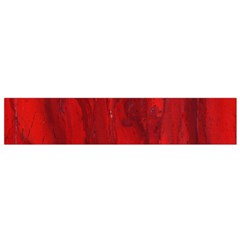 Stone Red Volcano Flano Scarf (small) by Mariart