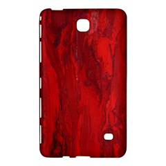 Stone Red Volcano Samsung Galaxy Tab 4 (7 ) Hardshell Case  by Mariart