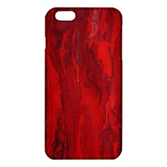 Stone Red Volcano Iphone 6 Plus/6s Plus Tpu Case by Mariart