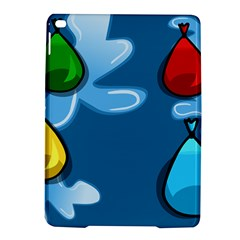 Water Balloon Blue Red Green Yellow Spot Ipad Air 2 Hardshell Cases by Mariart