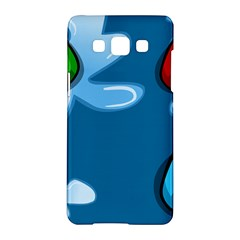 Water Balloon Blue Red Green Yellow Spot Samsung Galaxy A5 Hardshell Case  by Mariart