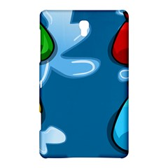 Water Balloon Blue Red Green Yellow Spot Samsung Galaxy Tab S (8 4 ) Hardshell Case  by Mariart