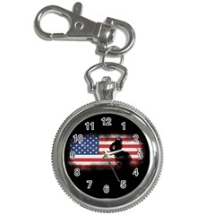 Honor Our Heroes On Memorial Day Key Chain Watches by Catifornia