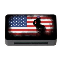 Honor Our Heroes On Memorial Day Memory Card Reader With Cf by Catifornia