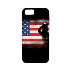 Honor Our Heroes On Memorial Day Apple Iphone 5 Classic Hardshell Case (pc+silicone) by Catifornia