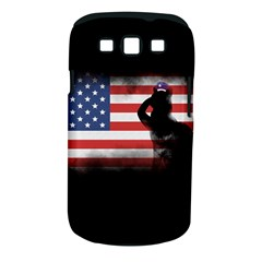 Honor Our Heroes On Memorial Day Samsung Galaxy S Iii Classic Hardshell Case (pc+silicone) by Catifornia