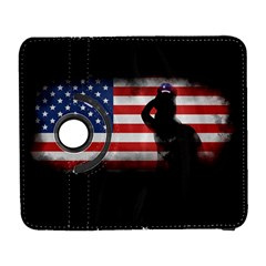 Honor Our Heroes On Memorial Day Galaxy S3 (flip/folio) by Catifornia