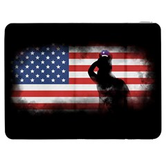Honor Our Heroes On Memorial Day Samsung Galaxy Tab 7  P1000 Flip Case by Catifornia