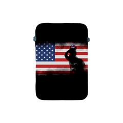 Honor Our Heroes On Memorial Day Apple Ipad Mini Protective Soft Cases by Catifornia