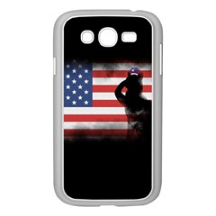 Honor Our Heroes On Memorial Day Samsung Galaxy Grand Duos I9082 Case (white) by Catifornia