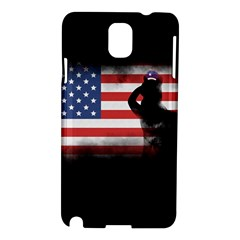 Honor Our Heroes On Memorial Day Samsung Galaxy Note 3 N9005 Hardshell Case