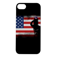 Honor Our Heroes On Memorial Day Apple Iphone 5s/ Se Hardshell Case by Catifornia