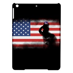 Honor Our Heroes On Memorial Day Ipad Air Hardshell Cases by Catifornia
