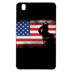 Honor Our Heroes On Memorial Day Samsung Galaxy Tab Pro 8 4 Hardshell Case by Catifornia