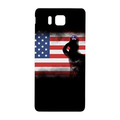 Honor Our Heroes On Memorial Day Samsung Galaxy Alpha Hardshell Back Case by Catifornia