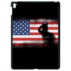 Honor Our Heroes On Memorial Day Apple Ipad Pro 9 7   Black Seamless Case by Catifornia