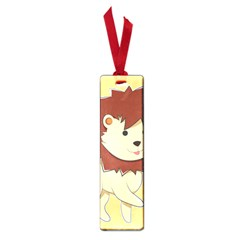 Happy Cartoon Baby Lion Small Book Marks by Catifornia