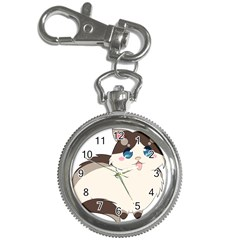 Ragdoll Cat For Life Key Chain Watches by Catifornia