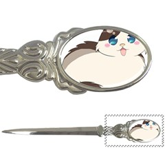 Ragdoll Cat For Life Letter Openers