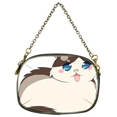Ragdoll Cat For Life Chain Purses (one Side)  by Catifornia