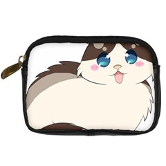 Ragdoll Cat For Life Digital Camera Cases by Catifornia