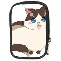 Ragdoll Cat For Life Compact Camera Cases by Catifornia