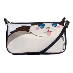 Ragdoll Cat For Life Shoulder Clutch Bags by Catifornia