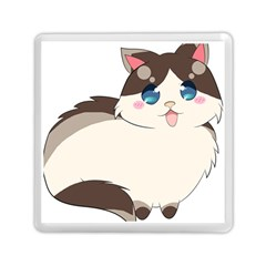 Ragdoll Cat For Life Memory Card Reader (square)  by Catifornia