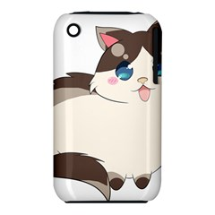 Ragdoll Cat For Life Iphone 3s/3gs by Catifornia