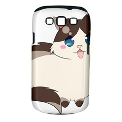 Ragdoll Cat For Life Samsung Galaxy S Iii Classic Hardshell Case (pc+silicone) by Catifornia
