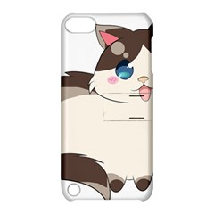 Ragdoll Cat For Life Apple Ipod Touch 5 Hardshell Case With Stand by Catifornia