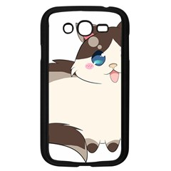 Ragdoll Cat For Life Samsung Galaxy Grand Duos I9082 Case (black) by Catifornia
