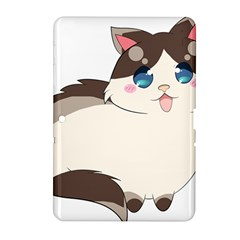 Ragdoll Cat For Life Samsung Galaxy Tab 2 (10 1 ) P5100 Hardshell Case