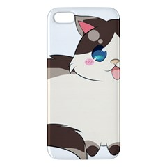 Ragdoll Cat For Life Iphone 5s/ Se Premium Hardshell Case by Catifornia
