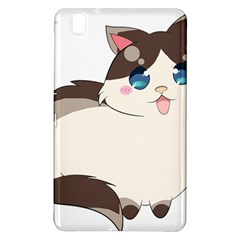 Ragdoll Cat For Life Samsung Galaxy Tab Pro 8 4 Hardshell Case by Catifornia