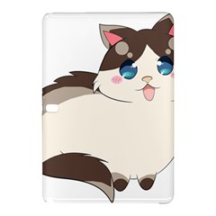 Ragdoll Cat For Life Samsung Galaxy Tab Pro 12 2 Hardshell Case by Catifornia