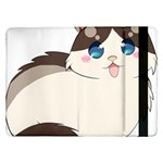 Ragdoll Cat for Life Samsung Galaxy Tab Pro 12.2  Flip Case Front
