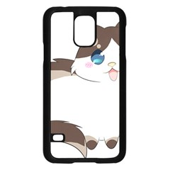 Ragdoll Cat For Life Samsung Galaxy S5 Case (black) by Catifornia