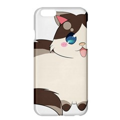 Ragdoll Cat For Life Apple Iphone 6 Plus/6s Plus Hardshell Case by Catifornia