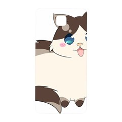 Ragdoll Cat For Life Samsung Galaxy Alpha Hardshell Back Case by Catifornia