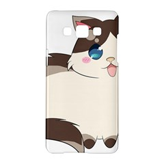 Ragdoll Cat For Life Samsung Galaxy A5 Hardshell Case