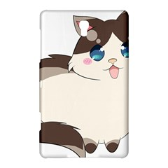 Ragdoll Cat For Life Samsung Galaxy Tab S (8 4 ) Hardshell Case  by Catifornia
