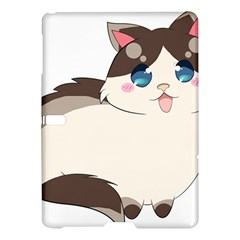 Ragdoll Cat For Life Samsung Galaxy Tab S (10 5 ) Hardshell Case  by Catifornia