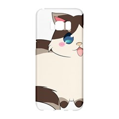 Ragdoll Cat For Life Samsung Galaxy S8 Hardshell Case  by Catifornia