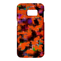 Orange Texture            Lg G4 Hardshell Case by LalyLauraFLM