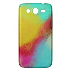 Textured Paint             Samsung Galaxy Duos I8262 Hardshell Case by LalyLauraFLM