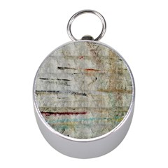 Dirty Canvas                    Silver Compass (mini) by LalyLauraFLM