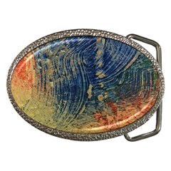 3 Colors Paint                    Belt Buckle by LalyLauraFLM