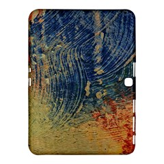 3 Colors Paint              Samsung Galaxy Tab 4 (8 ) Hardshell Case by LalyLauraFLM