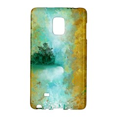 Turquoise River Galaxy Note Edge by digitaldivadesigns